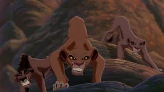 The Lion King 2: Simba's Pride (1998) Best Scene Part 655