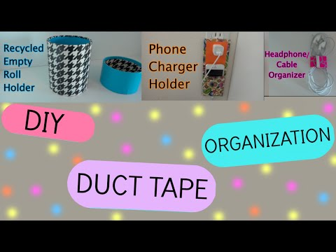 diy-room-organization-|-phone-charger-holder,-pencil-holder-&-headphone-organizer!