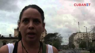Opiniones sobre la posible llegada de internet a los hogares cubanos