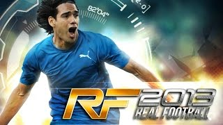 Real Football 2013 (Real Soccer 2013) Android Gameplay