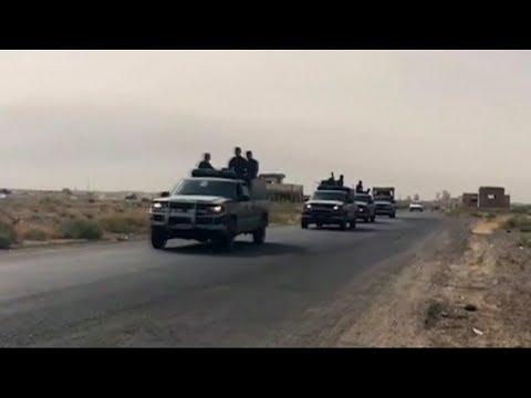 القوات العراقية تطلق معركة تحرير الحويجة  - نشر قبل 3 ساعة