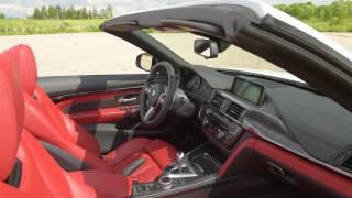 BMW M4 Кабриолет. Моторы 189