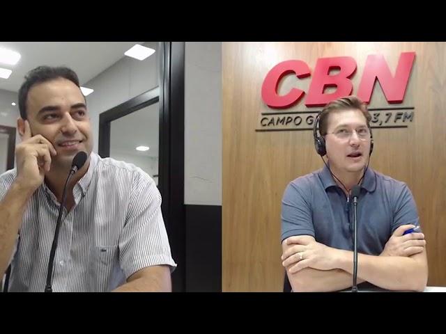 CBN Agro com Éder Campos (20/04/2019) - Fábio Duarte