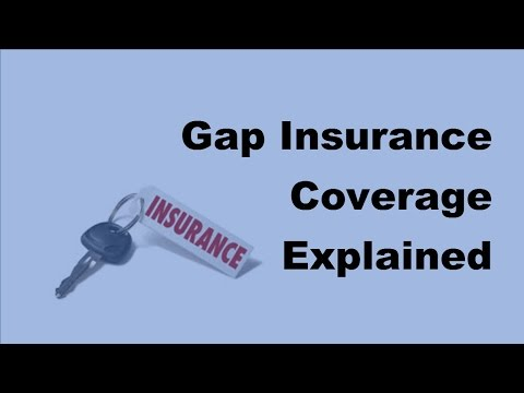 GAP Insurance Coverage Explained  | 2017 GAP Insurance Policy Tips