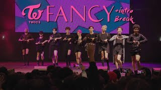 TWICE(트와이스) - FANCY +Intro & Break (BOYS VER.) - DANCE COVER by B2 (LIVE EXPO HALLYU 2019)