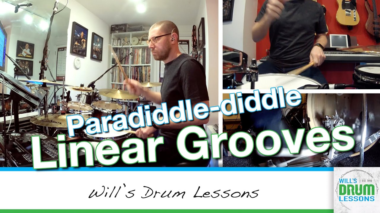 Transcriptions – Will's Drum Lessons