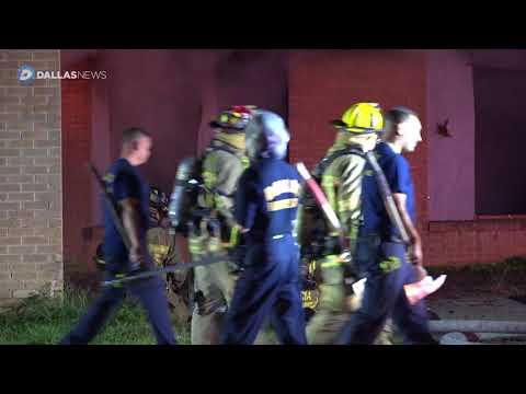 Fire destroys original Dallas Christian Academy school in Pleasant Grove