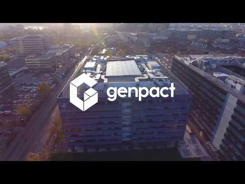 Genpact Bucharest employee experience