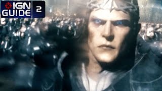 Shadow of Mordor: Bright Lord DLC Walkthrough - Mission 02: Petty Minds