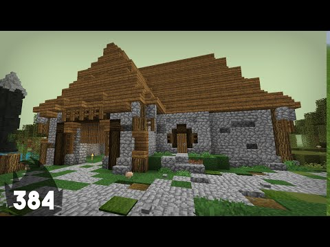 Minecraft Building w/ BdoubleO :: The Brewery :: ep 384