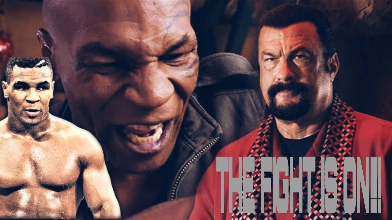 Download WHEN MIKE TYSON MEETS STEVEN SEAGAL
