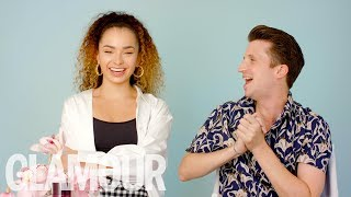 Ella Eyre's Miracle Cure For Hangover Skin In Hilarious Beauty Tutorial | GLAMOUR UK