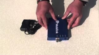 GSM репитер Mobilink G-17 для усиления мобильной связи(Сотовый усилитель сигнала предназначенный для работы в GSM сетях 900 Мгц - МТС, Лайф, Киевстар., 2015-05-07T06:22:39.000Z)
