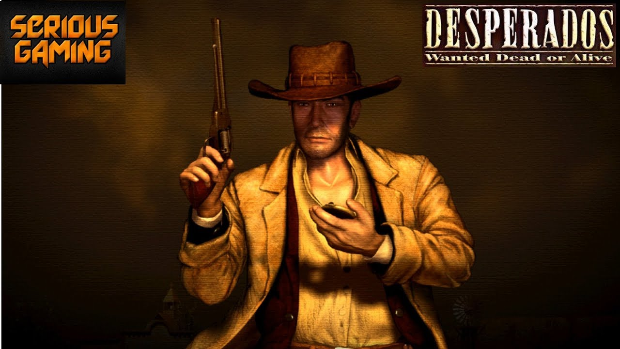 Desperados Wanted Dead Or Alive Walkthrough Part 5 Like A Thief In The Night Youtube