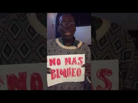 US Citizen Andre Powell, from Baltimore #UnblockCuba #NoMasBloqueo
