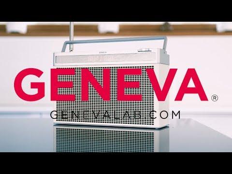 Geneva Touring L / Outdoor Bluetooth Speaker Unboxing