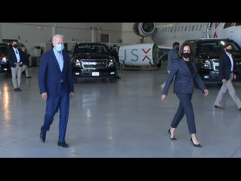 Biden/Harris In Phoenix | Cronkite News