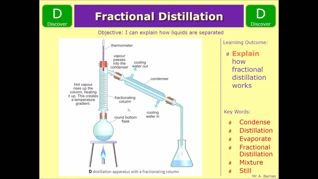 Fractional Distillation Tower