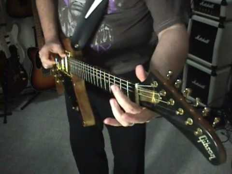 1978 Gibson Explorer 3 Pickup Guitar Review By Scott Grove - YouTube