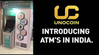első bitcoin atm indiában)