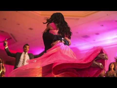 Parents' Dance At AK Engagement, Classic Bollywood Songs