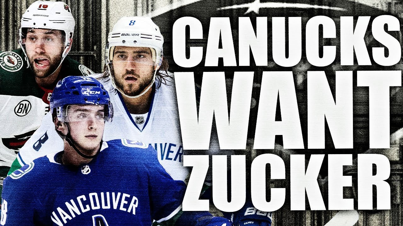 Sport What S This About The Leafs Looking At Jason Zucker