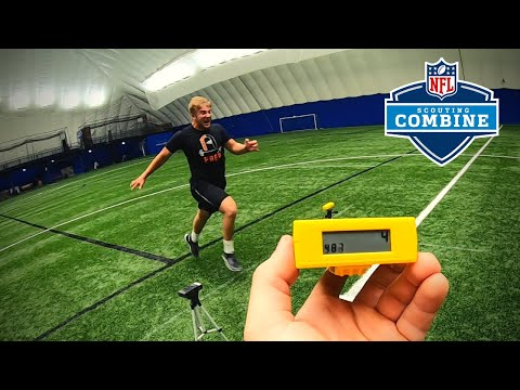 How To Run A Faster 40 Yard Dash (2020 NFL Combine Tips)