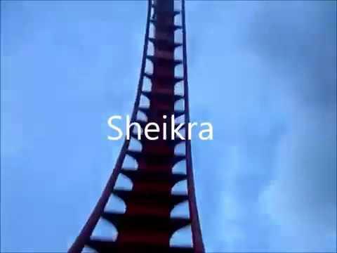Top 3 Roller Coaster