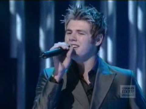 Westlife   I Lay My Love On You Nobel Peace Prize Concert 11 12 2000