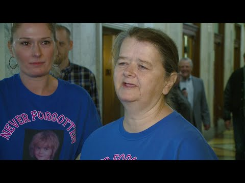April Tinsley's mother reacts to killer's sentence