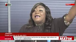 """Aissatou Diop Fall : """"ba Macky falo la M23 diekh, y' en a marre tass....."""""""