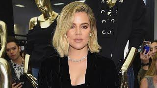 Khloe Kardashian Says It Was 'Really Hard' to Stop Breastfeeding