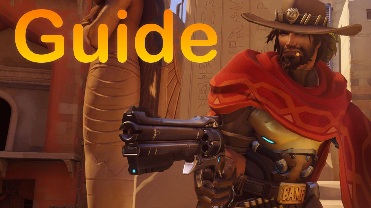 How to Play As McCree in Overwatch