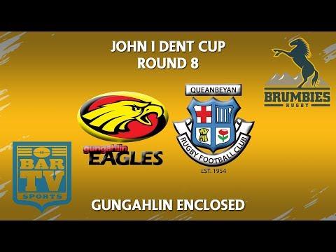 2018 John I Dent Cup Round 8 1st Grade - Gungahlin v Queanbeyan