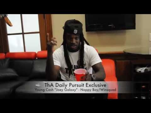 Young Cash - Nappy Boy/Winsquad interview with ThA Daily Pursuit