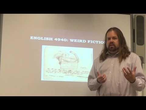 Weird Fiction   Defining the Weird