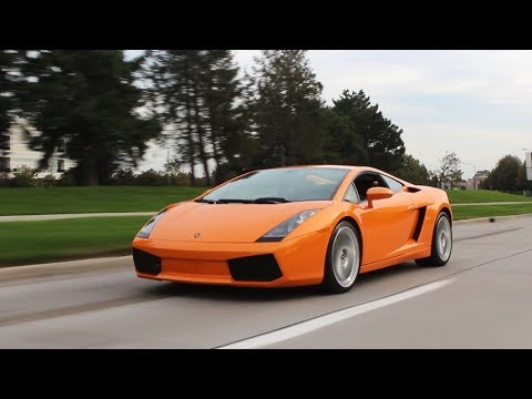 Owning A Manual Lamborghini Gallardo Youtube