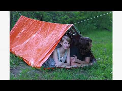 Must See Review! Emergency Thermal Tent- Reflective Mylar Survival Shelter- XL Size Waterproof Tu..