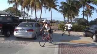 MariTri Triathlon 2014 at Sombrero Beach, Marathon, Florida - video by Conch Records