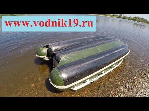 Бронирование и защита днища лодок ПВХ I СТИХИЯ ВОДЫ Абакан