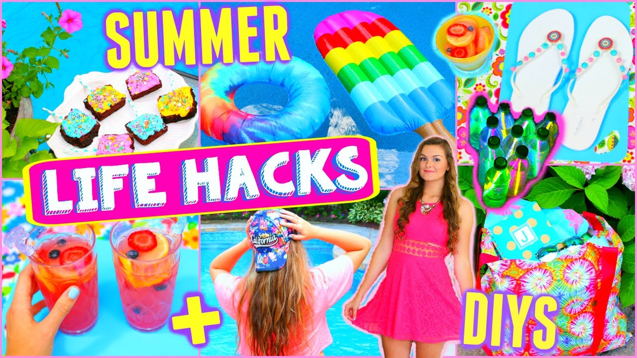 10 Diy Summer Projects Amp Life Hacks That Everyone Must