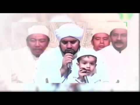 Habib Syech Dengan Cucunya   Rindu Rasul Syahdu