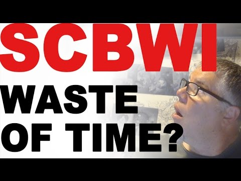 Is It A Waste Of Time To Attend SCBWI conferences?