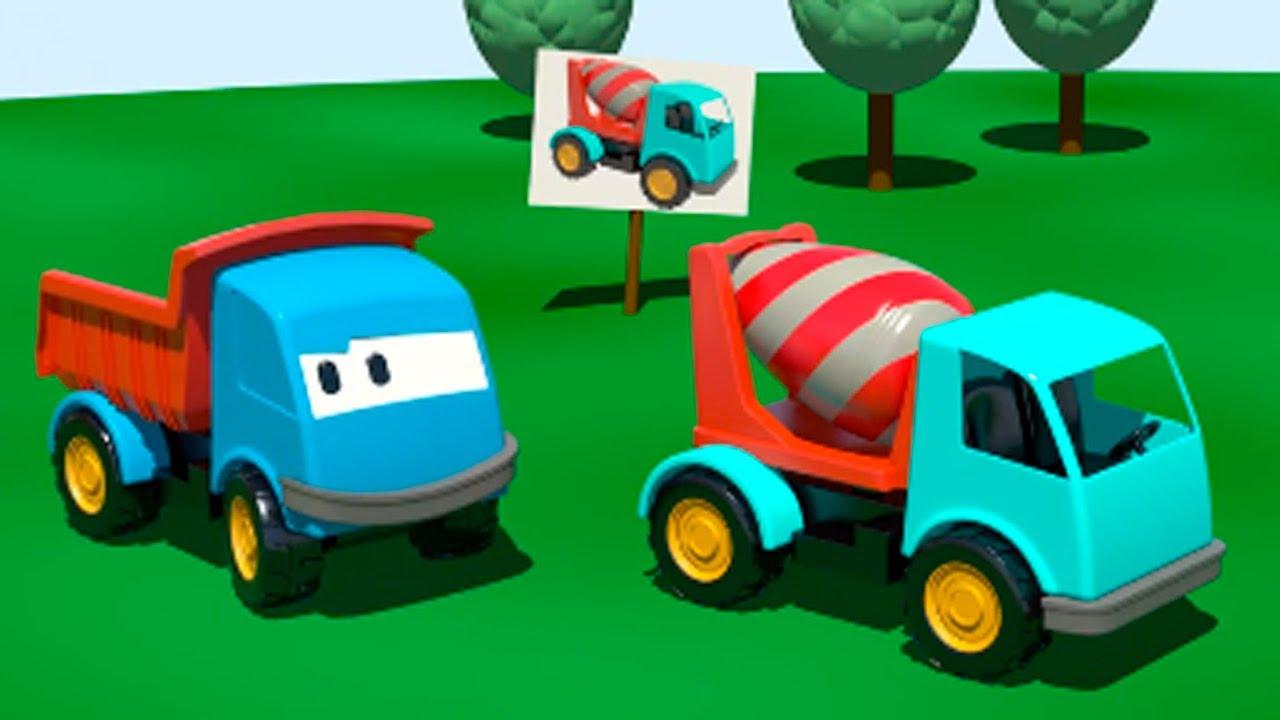 Лева грузовичок скачать торрент в хорошем качестве.