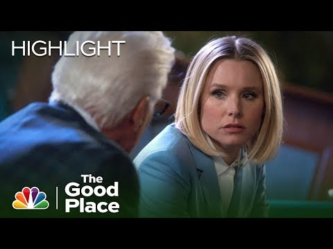 Only Eleanor Can Save Humanity - The Good Place (Episode Highlight)