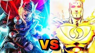rune king thor vs superman prime
