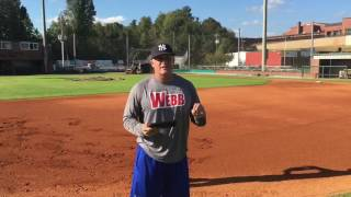 4 Second Feet Game Speed Reps - Infield Drill