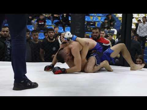 Колизей: Битва Чемпионов 10: Шерзод Каюмов (Таджикистан) Vs. Садирдин Жайлообай (Кыргызстан) | 61 кг
