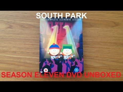 South Park Season 10 - DVD Box Set & Review - YouTube
