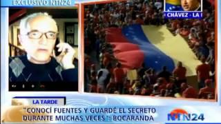Hugo Chavez tenia abseso anal severo